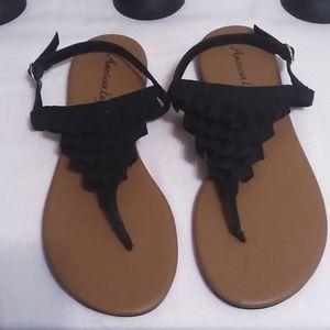 American Eagle, Women's Sandals, Sz 8 NWT